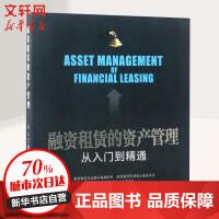 融资租赁的资产管理:从入门到精通 沙泉 著