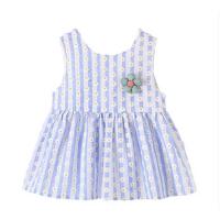 婴儿上衣纯棉1-3岁5童装女宝宝春装衣服薄款儿童春夏4女童夏装t恤