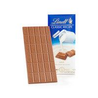 【 网易考拉】Lindt 瑞士莲 经典排装 牛奶巧克力 125克/块*4