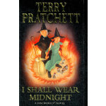 I Shall Wear Midnight (Fifth YA Disworld book, Andre Norton winner) 碟形世界:身披午夜 ISBN 9780552555593