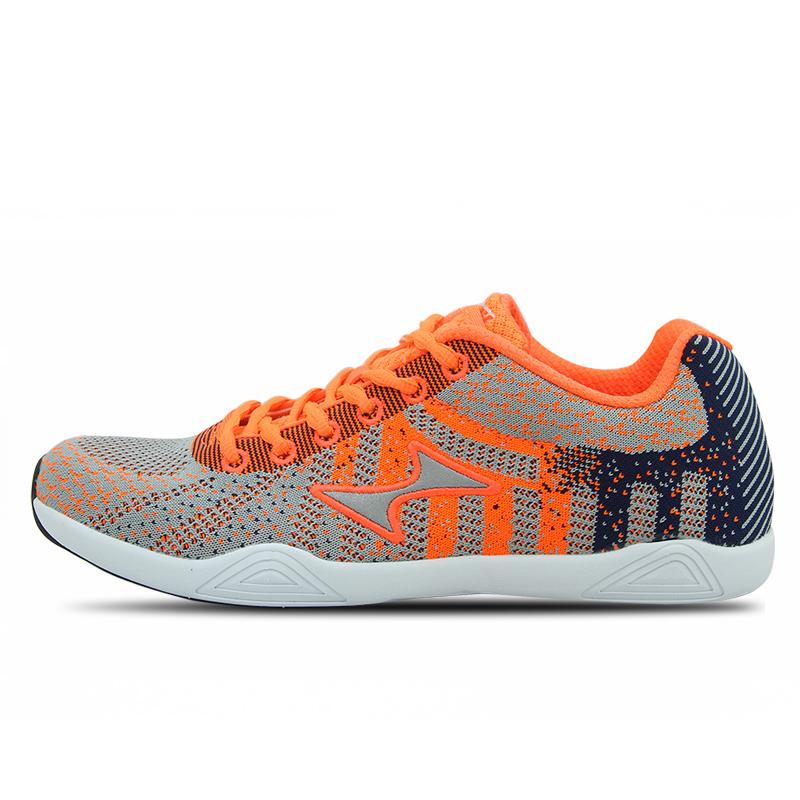 HEALTH/海尔斯  2255  男女通用学生中考体育跳绳鞋 飞线针织跑步鞋 运动鞋 减震 耐磨 透气