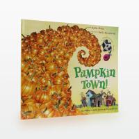 【11.11狂欢钜惠】美国进口 Pumpkin Town 南瓜镇【平装】