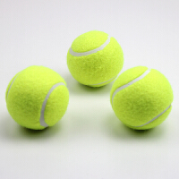 【支持礼品卡】耐磨初学训练比赛用球 网球 高弹性k1x