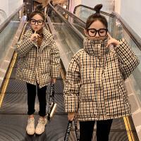 女童棉衣冬装新款面包服儿童装棉袄羽绒外套