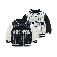 20180506042240886女婴儿童运动开衫外套装卫衣服0岁6个月1秋冬装3婴幼儿宝宝春秋装