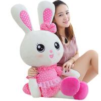 儿童女孩可爱布娃娃公仔兔子毛绒玩具熊玩偶女生睡觉抱枕萌
