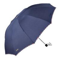 天堂伞3311E碰/307E碰加大加固折叠男士女双人防风防晒晴雨伞