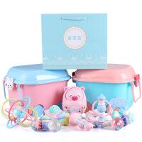 【支持*】婴儿玩具手摇铃牙胶益智0-3-6-12个月宝宝1岁新生幼儿5男女孩8 x3x