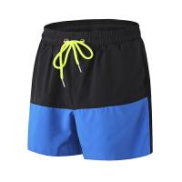 20180418074645465 夏季男士休闲运动短裤 跑步篮球健身训练 宽松透气弹力速干短裤