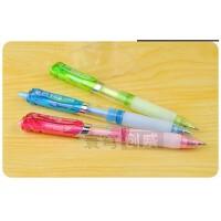 晨光文具 晨光圆珠笔 BP-1191清新糖果色按动超人原子笔 0.5蓝色