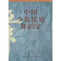 中国少数民族舞蹈史 中央民族大学出版社有限责任公司