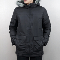 Adidas阿迪达斯 男子 运动羽绒服 连帽保暖棉服 BS0976