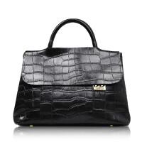 女包大包新款包女士单肩斜挎手提包包女fd 黑色大款