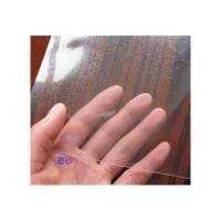 PVC桌布透明桌�|塑�z�玻璃水晶�|板磨砂 防水�C�_布方形�A形定做
