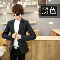 韩观男士西装外套单件上衣商务正装职业装新郎伴郎结婚西服工作服 3X