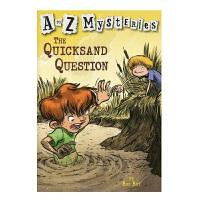 中图:AtoZMysteries#17:TheQuicksandQuestion