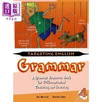 【中商原版】【新加坡英语教材】Targeting English Grammar Book 4 目标英语语法书4 含答案