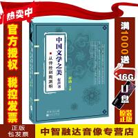 中国文学之美有声书 从诗经到陶渊明 蒋勋(5CD约19小时)车载音频(无图像)汽车MP3光盘影碟片