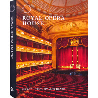 【英文】ROYAL OPERA HOUSE 英国皇家歌剧院室内装饰细部 歌舞剧院 演艺中心室内书籍