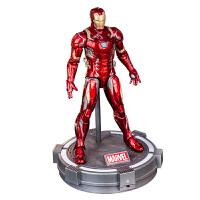 中动复仇者联盟4漫威英雄儿童玩具手办模型美国队长钢铁侠人偶