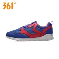 361度女鞋正品休闲鞋春秋361低帮耐磨板鞋运动鞋