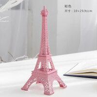 新款铁艺铁塔摆件巴黎埃菲尔手工埃弗尔铁塔小装饰工艺品