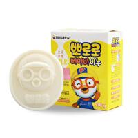 【包邮】宝露露(pororo) 韩国啵乐乐香皂无香型100g沐浴儿童婴儿护肤儿童婴儿洗护