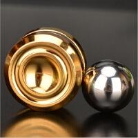 磁铁陀螺溜溜球电镀金属玩具减压器指尖陀螺