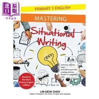 【中商原版】新加坡教辅 Primary 5 English Mastering Situational Writing