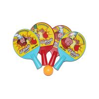 �和�乒乓球拍入�T 玩具初�W者小孩����乒乓球拍小�幼��@球拍�w育器材HW