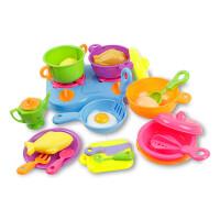 儿童过家家迷你厨房玩具套装做饭小女孩娃娃家仿真玩具3-6岁礼物