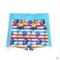儿童泳衣男童分体小中大童男孩宝宝婴幼儿可爱平角速干游泳装
