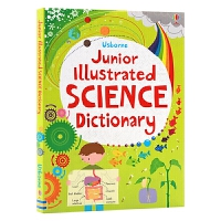 正版 儿童初级插图科学字典 Junior Illustrated Science Dictionary 英文原版
