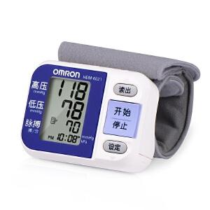 [当当自营]欧姆龙(OMRON)电子血压计 HEM-6021 家用智能手腕式