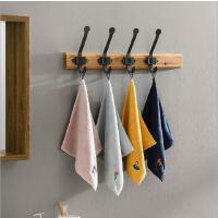 珊瑚绒擦手抹布家用可挂式厨房清洁巾吸水擦手巾加厚款清洁布