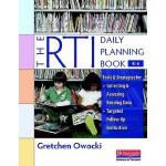 【预订】The Rti Daily Planning Book, K-6: Tools and Strategies