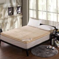 榻榻米床垫床褥子1.5m1.8m床1.2米单双人学生宿舍海绵垫垫被睡垫
