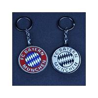 欧冠英超西甲德甲俱乐部皇马 球队标标志钥匙扣挂件