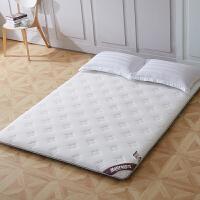 记忆棉床垫床褥子双人1.8m1.5m 可折叠加厚海绵1.2米打地铺睡垫被 单边云朵 6厘米