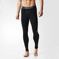 Adidas 阿迪达斯 男子 弹力透气紧身运动长裤 弹力透气 AI3370