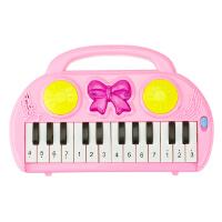 B+BG ENSWEET 炫彩电子琴儿童音乐琴多功能早教音乐乐器玩具 趣味音乐小钢琴