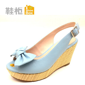 达芙妮旗下鞋柜正品舒适优美时装女凉鞋