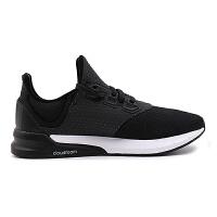 Adidas阿迪达斯男鞋 黑武士透气运动鞋缓震耐磨跑步鞋BA8166