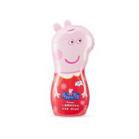 【春节可发】小猪佩奇 Peppa Pig儿童幼儿宝宝洗护用品洗头洗发水护发素二合一 乳木果味 350ml*1