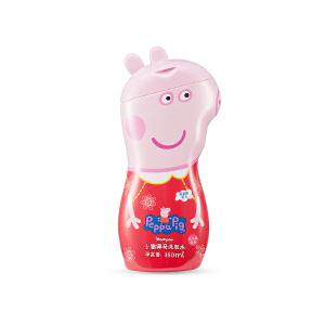 小猪佩奇 Peppa Pig儿童幼儿宝宝洗护用品洗头洗发水护发素二合一  乳木果味 350ml*1