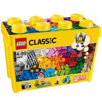 LEGO乐高 得宝系列 Duplo 经典创意大号积木盒/米奇和米妮的生日派对/基础积木套装