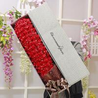 520送女生情人节生日礼物特别的女友创意肥皂香皂花束礼盒玫瑰花