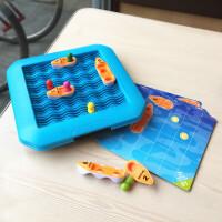 救援计划空间逻辑思维推理儿童早教拼版早教益智玩具闯关任务迷宫