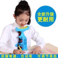 小学生坐姿矫正器儿童预防近视视力保护器纠正姿势仪防近视写字架