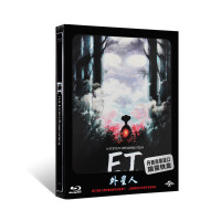 新华书店正版 欧美经典科幻片外星人电影碟片 ET外星人蓝光书蓝光碟BD50